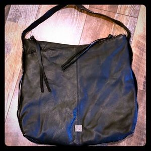 KOOBA Stratford Leather Hobo Bag